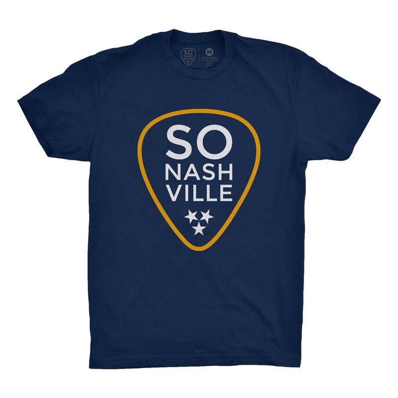 So Nashville™ - Navy/Gold - So Nashville