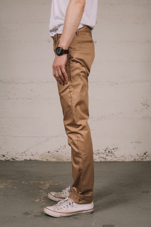 SLIM CHINO STRETCH TWILL