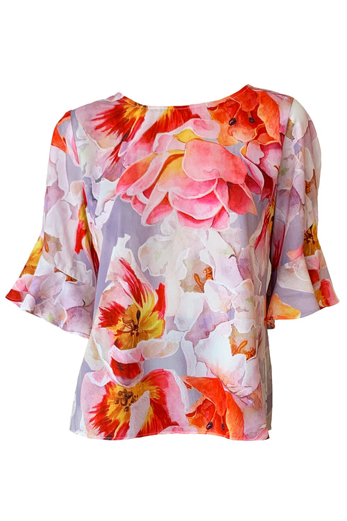 Let it Bloom Blouse