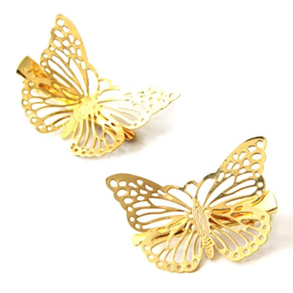 Butterfly Hairpin (Pair)