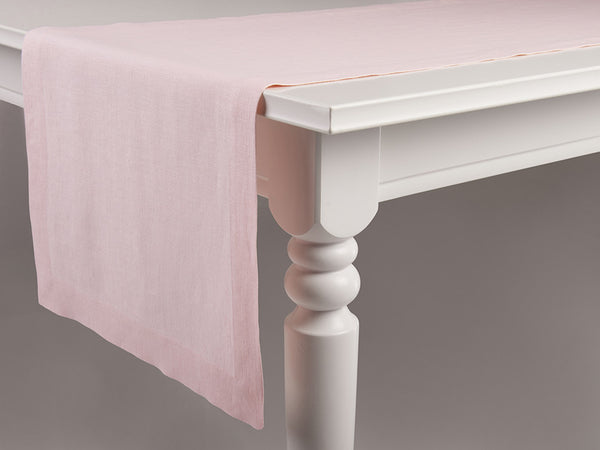 dusty-rose-linen-table-runners-by-lovely-home-idea