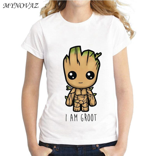 Guardians of the Galaxy Baby Groot Women's Tee