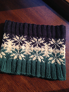 Beginning Fair Isle