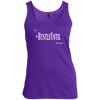 Hustle Until - District Made Women's Scoop Neck Tank Top