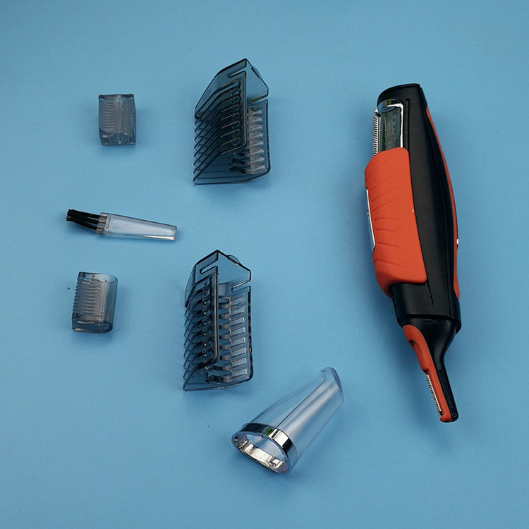 Micro Trimmer ™: All-in-One
