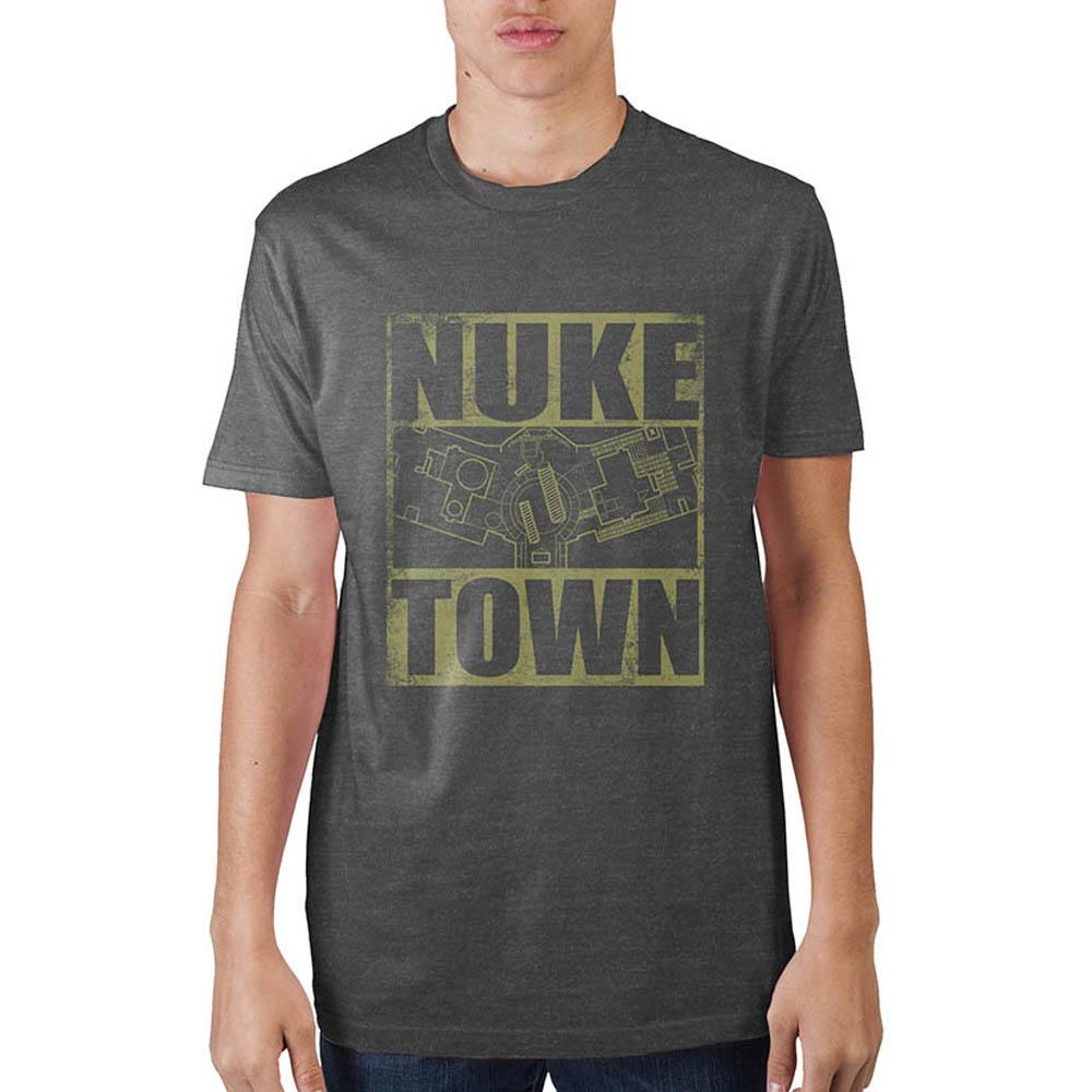 Call Of Duty Franchise Nuke To T-Shirt