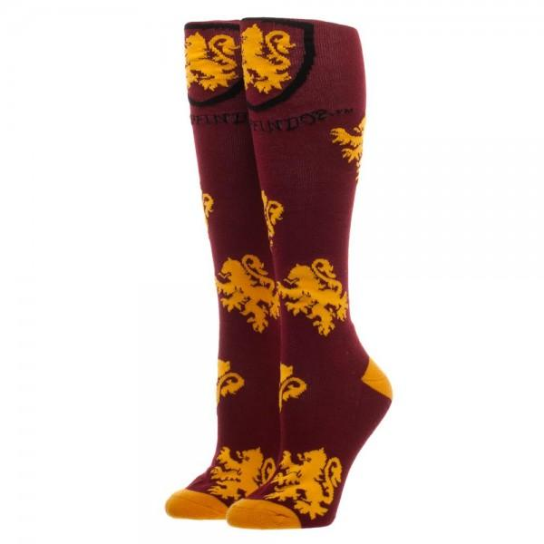 Harry Potter Gryffindor Knee High