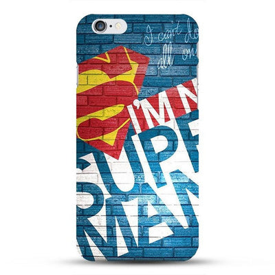 Marvel/DC Superhero iPhone Case Covers: 7 Plus,6S, 6, 5S, 5-Phone Case, Accessories-And 1 For All