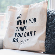 "FRIENDS BUNDLE! - 2 ""Do What You Can't"" Tote Bags"