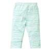 Oilily Stripe Turquoise Tappy Leggings-Leggings-Oilily-kids atelier