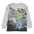 MOLO Gray Renzi Ghost Basket Sweatshirt