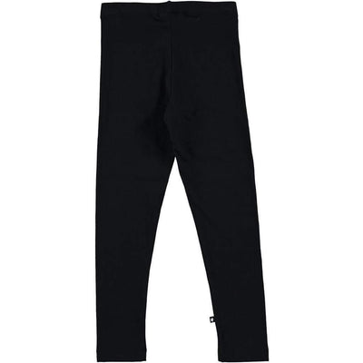 Molo Nica Black Leggings-Leggings-Molo-kids atelier