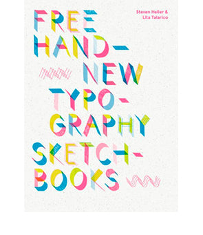 Free Hand - New Typography Sketchbooks
