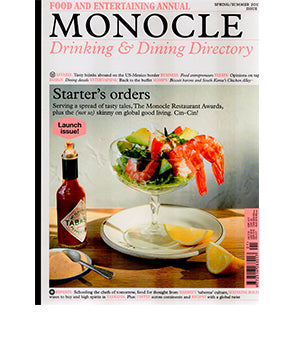 Monocle Drinking Dining