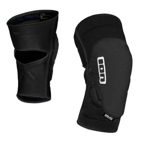 Protectors / Knee Guard: Ion K-Lite 2018 - Bike - Ion / Black / S / Black Cycling Gear Grey Ion | Occn-Whiteline-Bp18Io980-S
