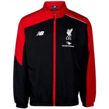 Jackets / Track: New Balance Liverpool 15/16 Training Presentation Jacket Wsjm505Bk - New Balance / Xl / Red / 1516 Clothing Football