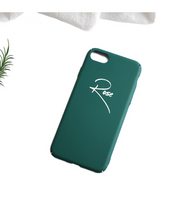 Personalized Name iPhone Case - Green / iPhone 6 - iPhone Case