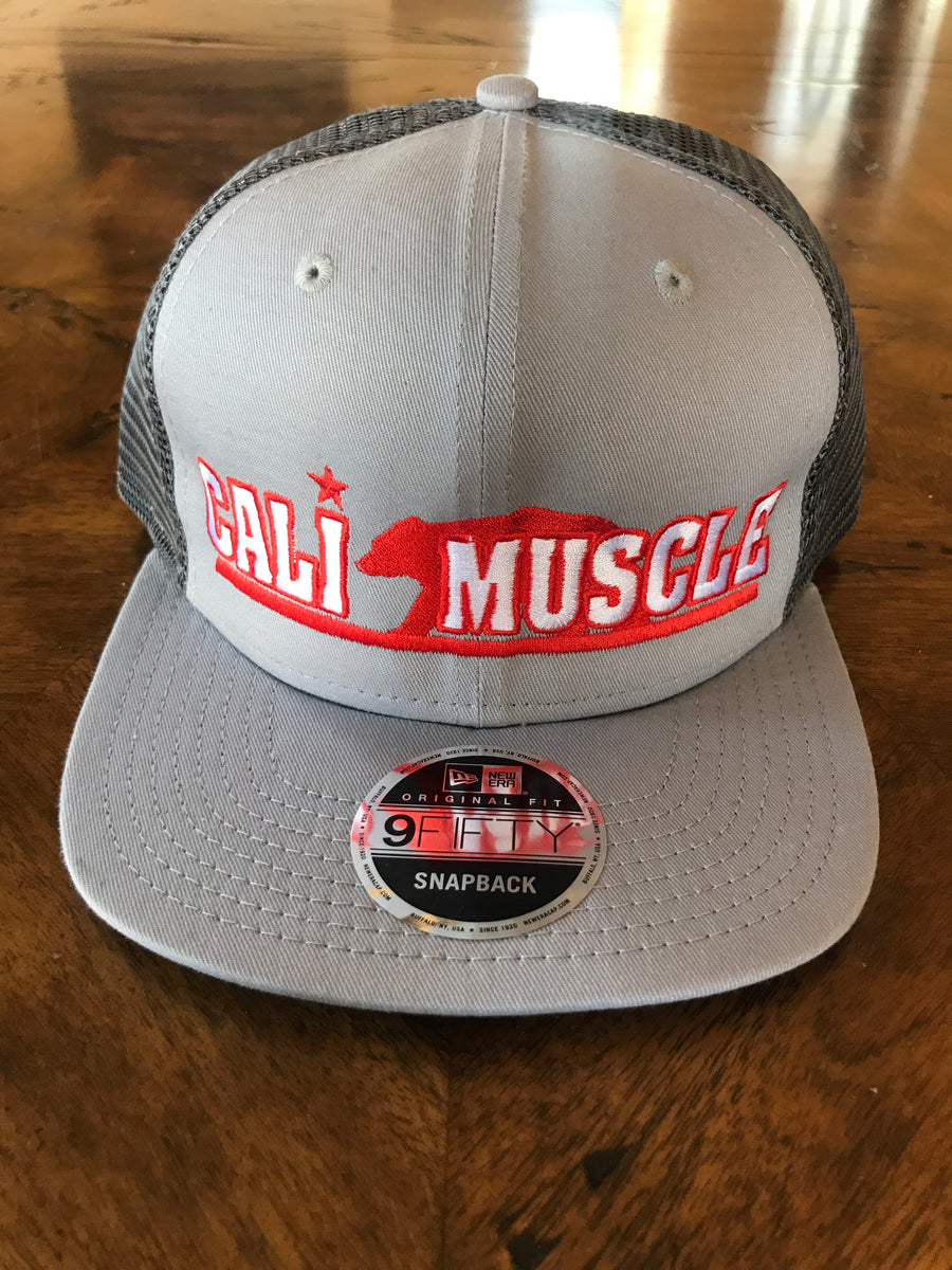 The Cali Muscle Snap Back
