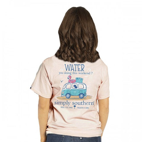 Simply Southern Ice Cream Tee