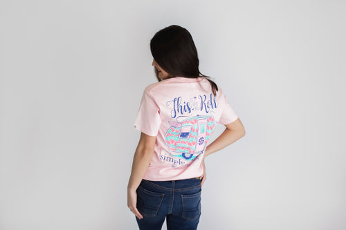 Simply Southern How We Roll Tee