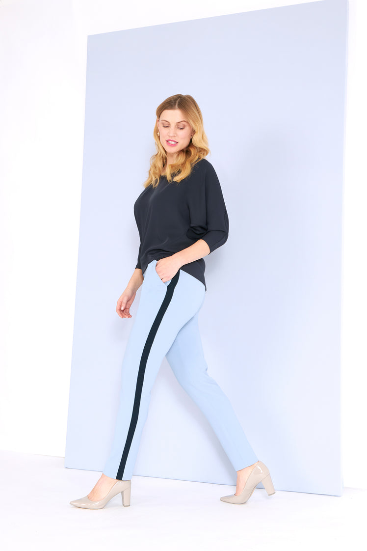 LUCA -  Statement Hose im Farbmix