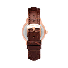 Rose Gold Concept 36 Brown Croc
