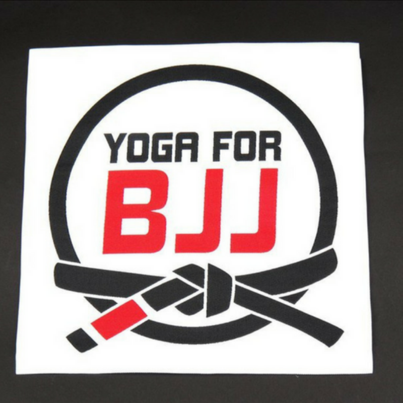 Yoga for BJJ Patches