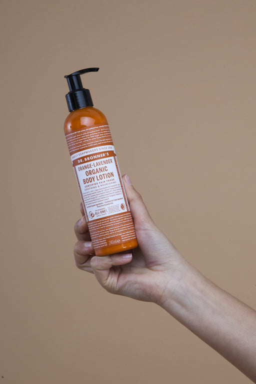 Orange & Lavender Body Lotion
