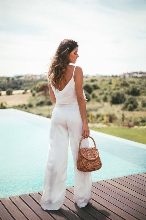 Love Trousers | Ivory