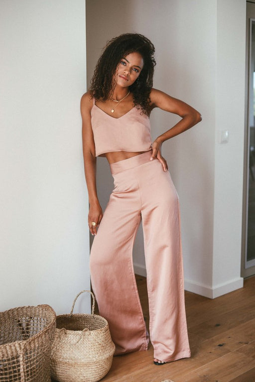 Love Trousers | Rose