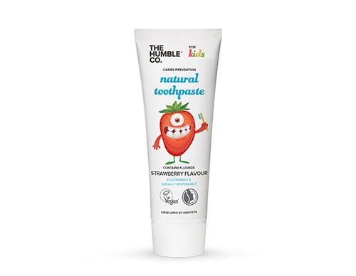 Natural Toothpaste Strawberry