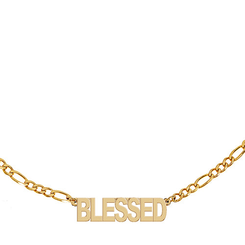 Figaro Blessed Necklace - EPFIG13