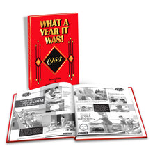 1954 What A Year It Was! Book (1st edition): 65th Birthday or Anniversary Gift