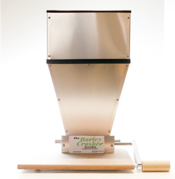 Barley Crusher Malt Mill with 15 LB Hopper