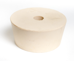 #10 1/2 Solid Rubber Stopper
