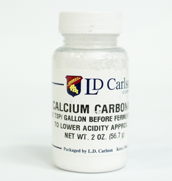 Calcium Carbonate - 2 oz