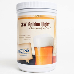 Briess Golden Light LME - 3.3 LB