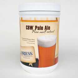 Briess CBW Pale Ale Liquid Malt Extract (LME) - 3.3 LB