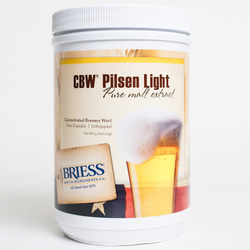 Briess CBW Pilsen Light Liquid Malt Extract (LME) - 3.3 LB