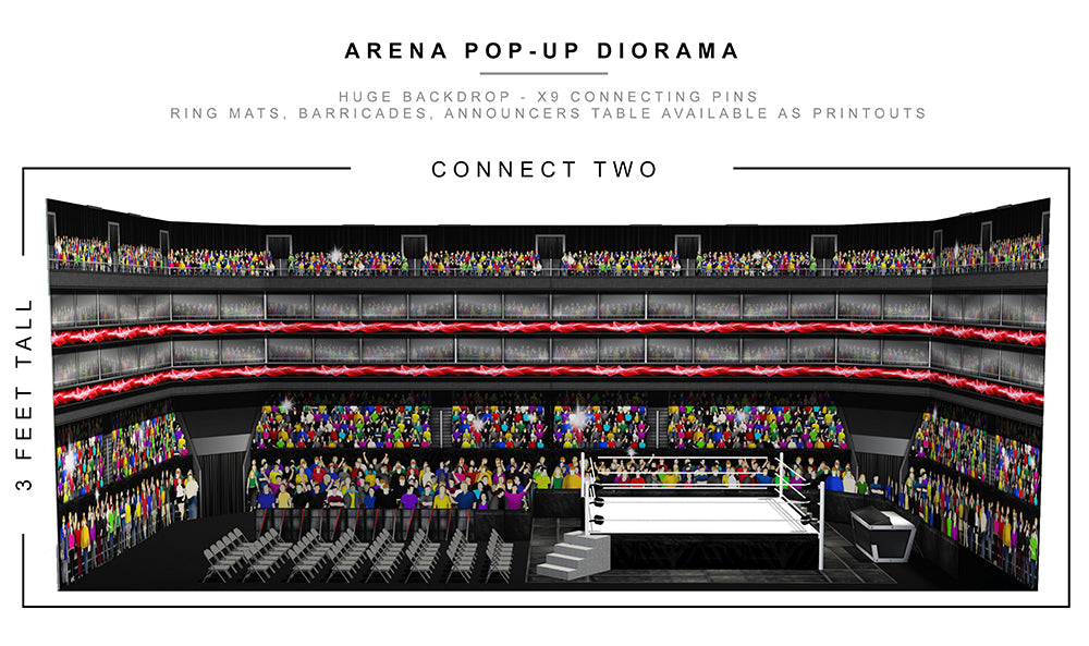 Arena Pop-Up