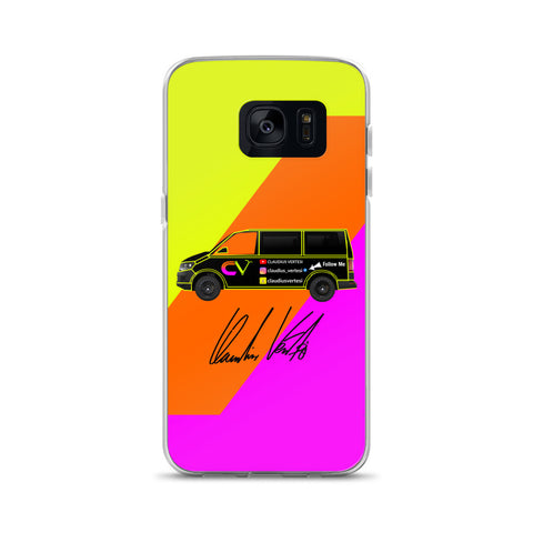 Tour Van Signature Samsung Case 2019