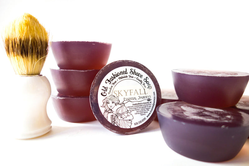 OLD FASHIONED MEN'S SHAVE SOAP