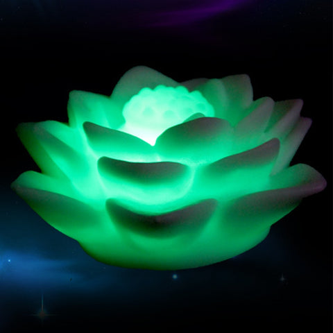Color Changing Lotus Night Light