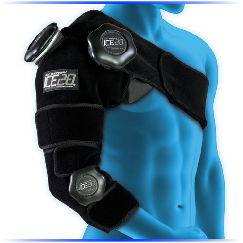 ICE-20 Combo Arm Compression Ice Therapy