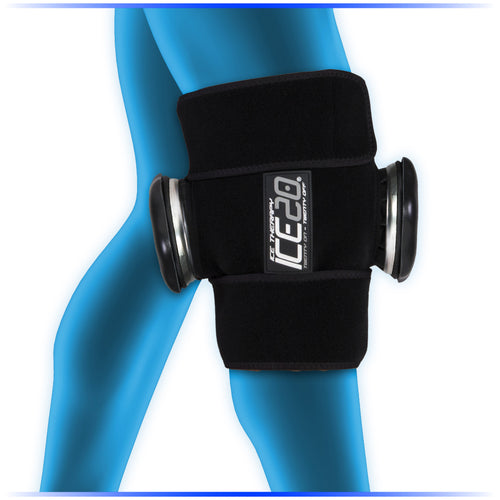 ICE-20 Double Knee Compression Ice Therapy