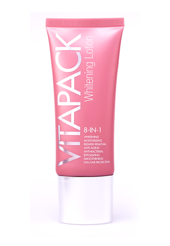 Vitapack 8-in-1 Whitening Lotion