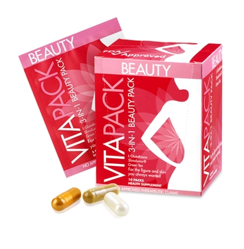 Vitapack 3-in-1 Beauty Pack