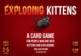 Exploding Kittens: Original Edition - настолна игра