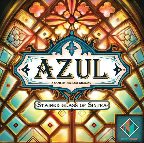 Azul: Stained Glass of Sintra - настолна игра