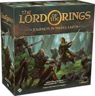 The Lord of the Rings: Journeys in Middle-Earth - настолна игра